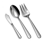 Lenox Pearl Platinum™ 3-Piece Serving Set