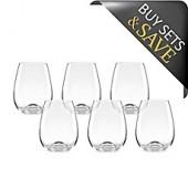 Lenox Tuscany Classics 16 oz. Stemless Wine Glasses Buy 4 Get 6 Value Set