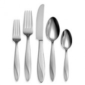 Oneida Simmer 65-Piece Flatware Set