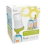 Kiinde™ Foodii Squeeze Snack Filling & Feeding Starter Kit
