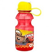 Zak! Designs Disney Cars Tritan Water Bottle