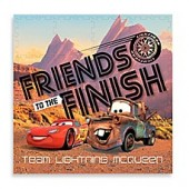 Disney Cars Friends To The Finish Puzzle Play Mat