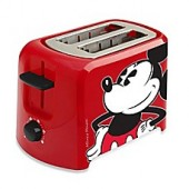 Disney Classic Mickey 2-Slice Toaster