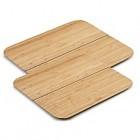 Joseph Joseph Chop2Pot Bamboo Cutting Board