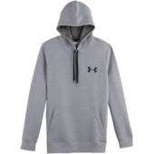 Under Armour Mens UA Rival Cotton Hoodie