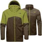 The North Face Mens Gambit Triclimate Jacket