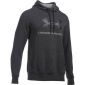 Under Armour Mens Sportstyle Logo Hoody