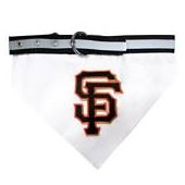 Pets First San Francisco Giants Collar Bandana