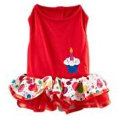 You & Me Dog Birthday Dress