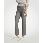 Zip Pocket Kick Crop Leggings