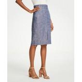 Curvy Paper Bag Skirt