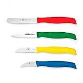 Zwilling J. A. Henckels Twin Grip 4-Piece Paring Knife Set