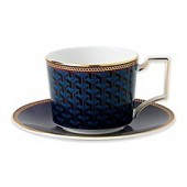 Wedgwood Byzance Teacup and Saucer