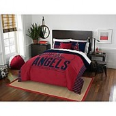 MLB Los Angeles Angels Grand Slam Twin Comforter Set