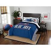 MLB Toronto Blue Jays Grand Slam Comforter Set