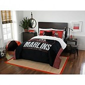 MLB Miami Marlins Grand Slam Comforter Set