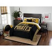 MLB Pittsburgh Pirates Grand Slam Comforter Set