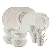Lenox Park City™ 16-Piece Dinnerware Set