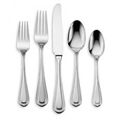 Oneida Countess 45-Piece Flatware Set