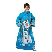 Disney Frozen Chill Out Olaf Youth Comfy Throw Blanket