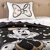 Disney Minnie 2-Piece Twin/Full Quilt Set