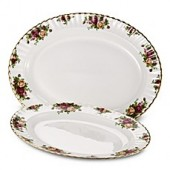 Royal Albert Old Country Roses 13-Inch Oval Platter