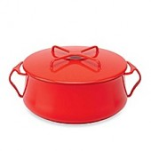 Dansk Kobenstyle Casserole Dish in Red