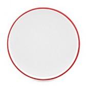 Dansk Kobenstyle 8 1/2-Inch Salad Plate in Red