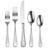 Oneida Soar 65-Piece Flatware Set