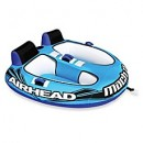 Airhead Mach 2 Double-Seat Inflatable Towable