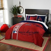 MLB St. Louis Cardinals Twin Embroidered Comforter Set