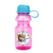 Zak! Designs Disney Frozen Anna & Elsa 14 oz. Tritan Water Bottle