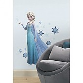 Disney RoomMates Peel & Stick Giant Wall Decals in Elsa