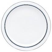 Dansk Christianshavn Blue Dinner Plate