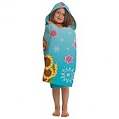 Disney Frozen Perfect Day Hooded Towel