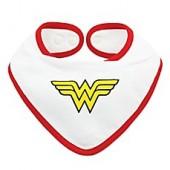 Bumkins DC Comics™ Wonder Woman Bandana Bib