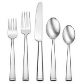 Oneida Perry 45-Piece Flatware Set