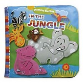 Mommy & Me Bath Books In the Jungle
