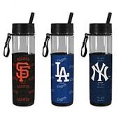 MLB 24 oz. Slim Water Bottle Tumbler