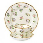 Royal Albert 100 Years 1920 Spring Meadow 3-Piece Place Setting
