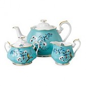 Royal Albert 100 Years 1950 Festival 3-Piece Tea Set