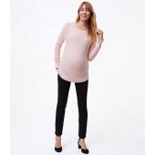 Maternity Skinny Jeans in Black
