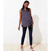 Maternity Skinny Jeans in Dark Rinse Wash
