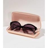 Metallic Sunglasses Case