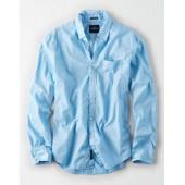 AE Poplin Button-Down Shirt