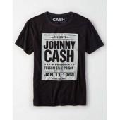 AE Johnny Cash Graphic Tee