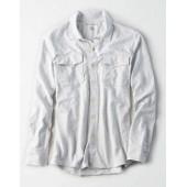 AE Slub Shirt Jacket