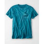 AE Branded Pocket T-Shirt