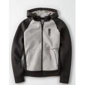 AE Active Zip-Up Hood