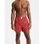 AEO Candy Canes Flannel Boxer